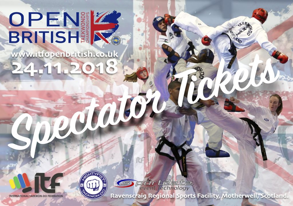 Pre-purchase Spectator Tickets