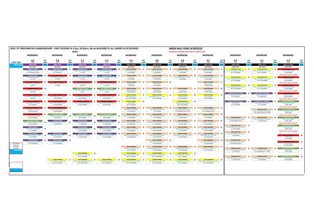 Schedule v3